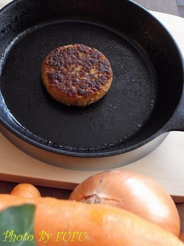 大豆たんぱくの味付けハンバーグ.jpg